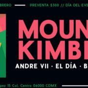 Mount Kimbie DJ Set en Normandie