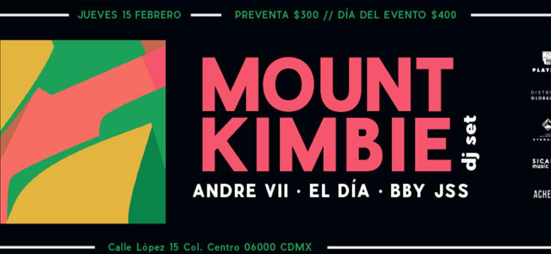 Marvin_2018_Mount Kimbie