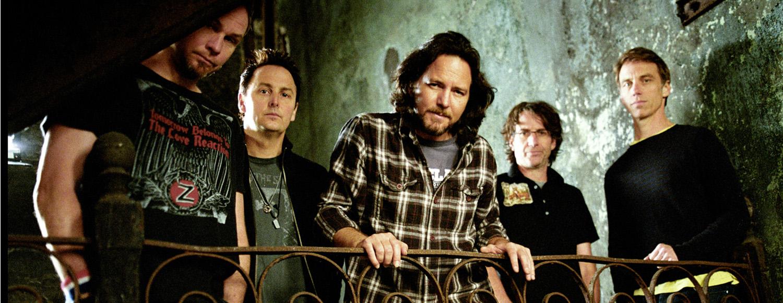 El Record Store Day tiene a Pearl Jam como embajadores de lujo.
