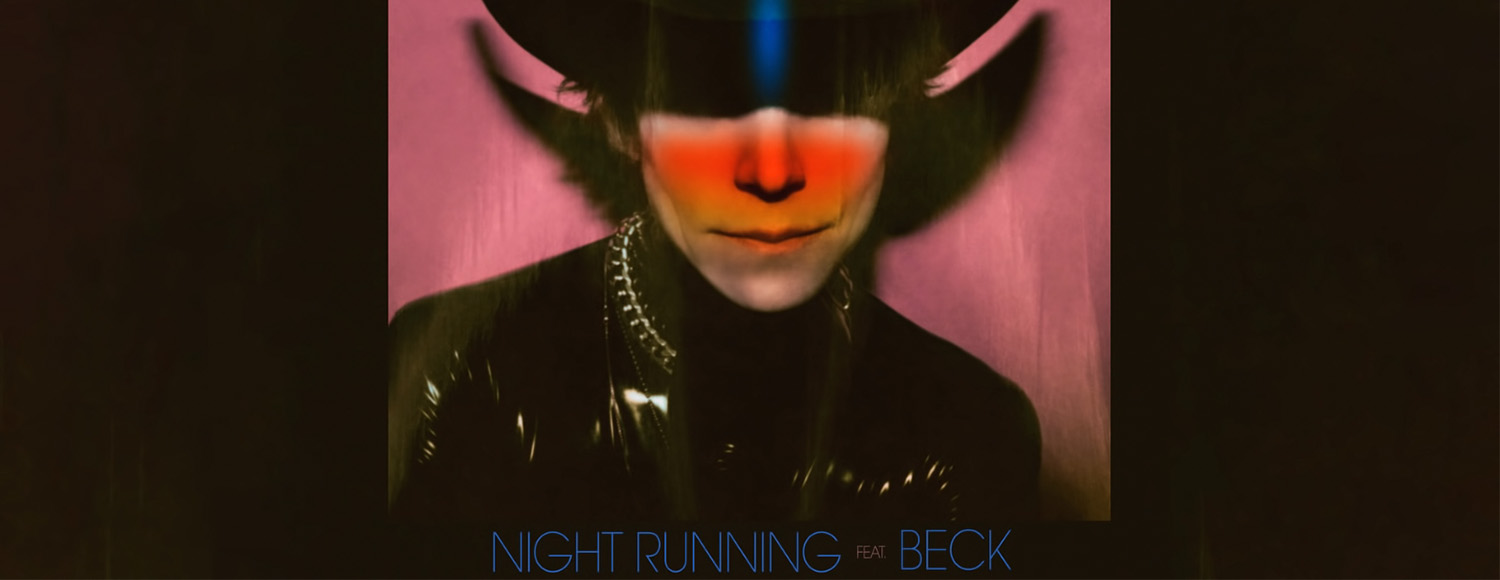Cage The Elephant y Beck presentan Night Running.