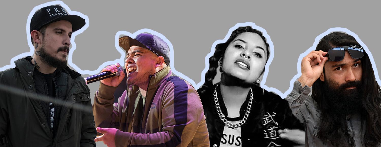 Aczino, Max Chinasky, Afromega y Proof son nuestras apuestas de hip hop dentro del Festival Marvin.