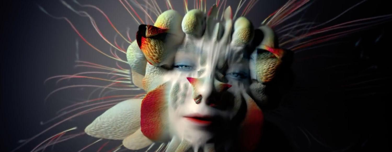 Bjork video tabula rasa cornucopia utopia nuevo video show Nueva York