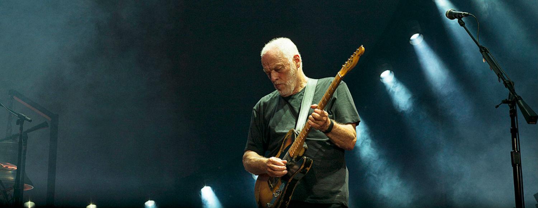 David Gilmour concierto pompeya Pink Floyd concierto