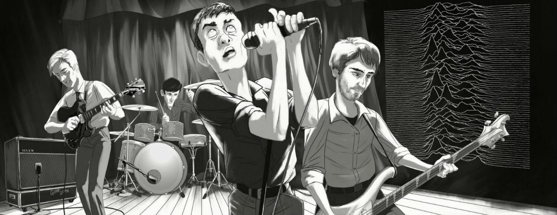 Joy Division Unknown Pleasures album