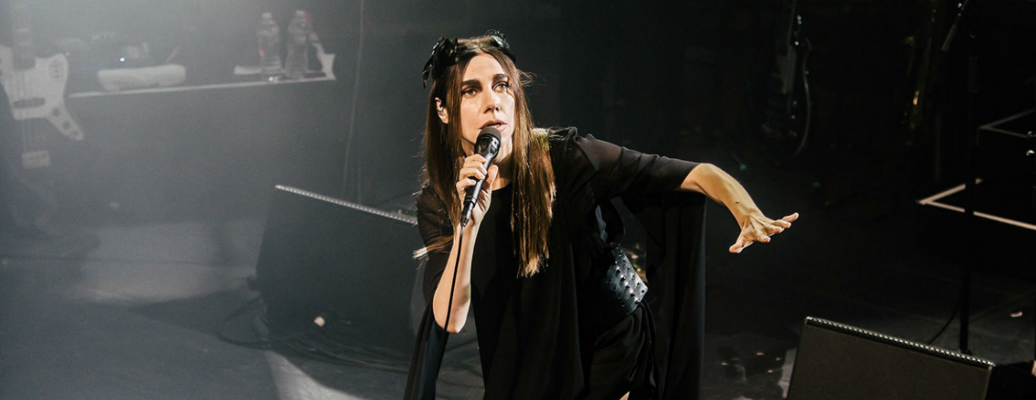 PJ Harvey The Virtues OST nuevas canciones
