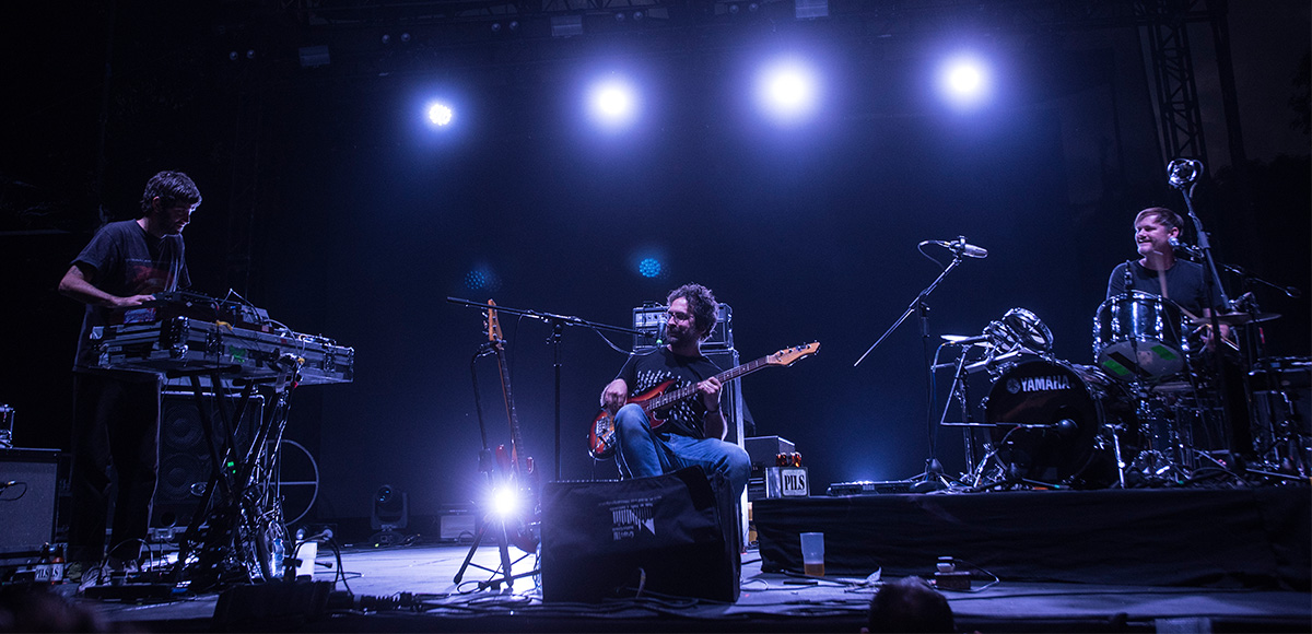 Hipnosis y NRMAL presentan: Beak en Foro Indie Rocks!