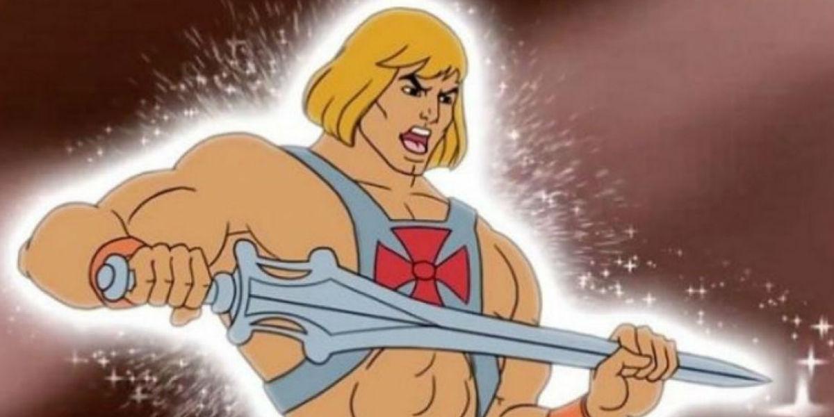 Netflix He-Man serie amos del universo animación