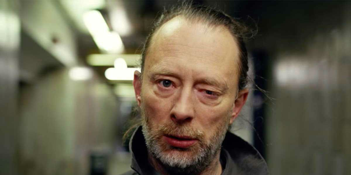 Thom Yorke Not the News ANIMA nuevo EP material remixes