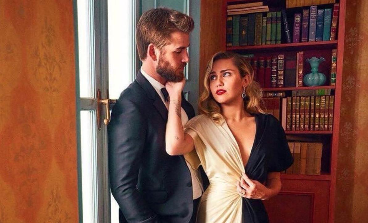 Liam Hemsworth ruptura Miley Cyrus confesión