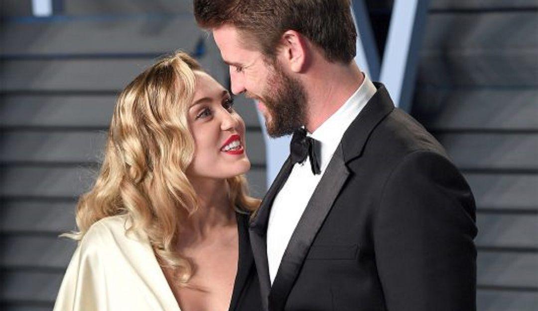 Miley Cyrus y Liam Hemsworth anuncian su separacion