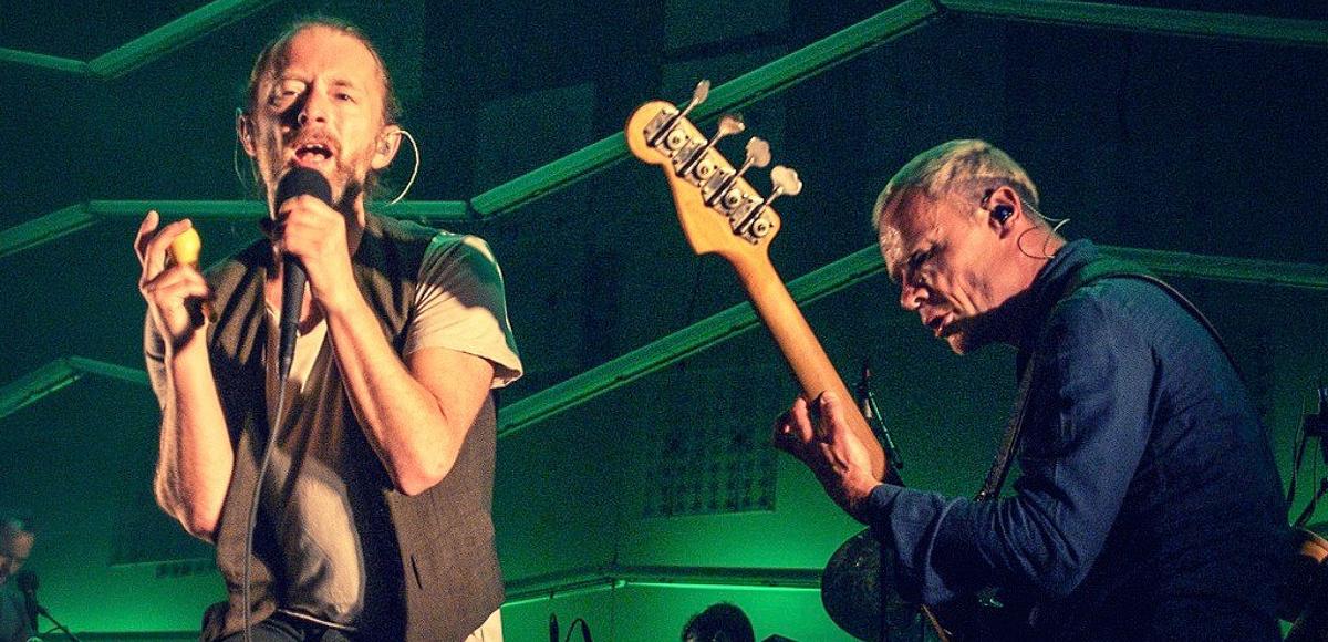 Thom Yorke & Flea