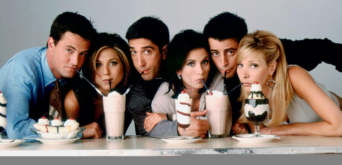 friends elenco original 25 aniversario jennifer aniston