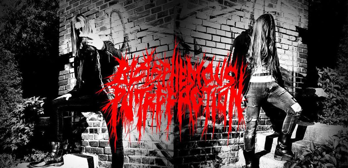 Blasphemous Putrefaction, death metal podrido para oídos entrenados