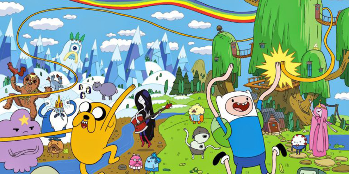 hora de aventura 4 nuevos episodios hbo max cartoon network