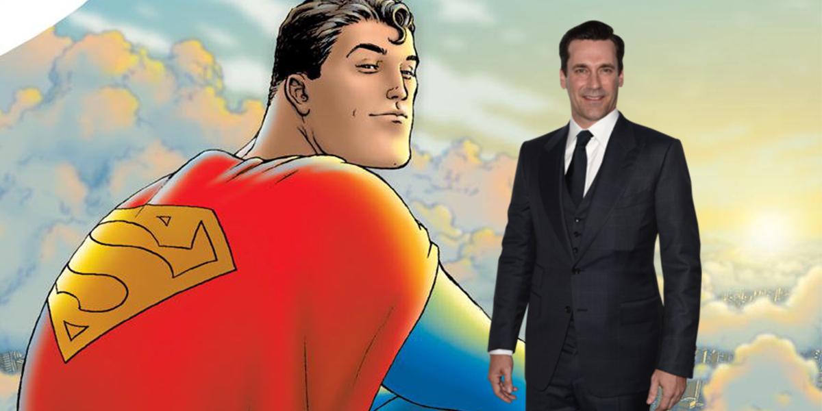 jon hamm nuevo superman all star superman