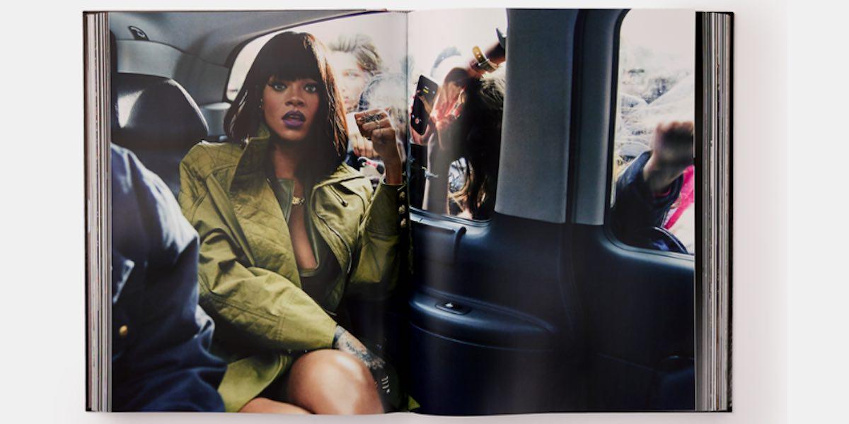 rihanna nuevo libro fotos biografia autobiografia 2019