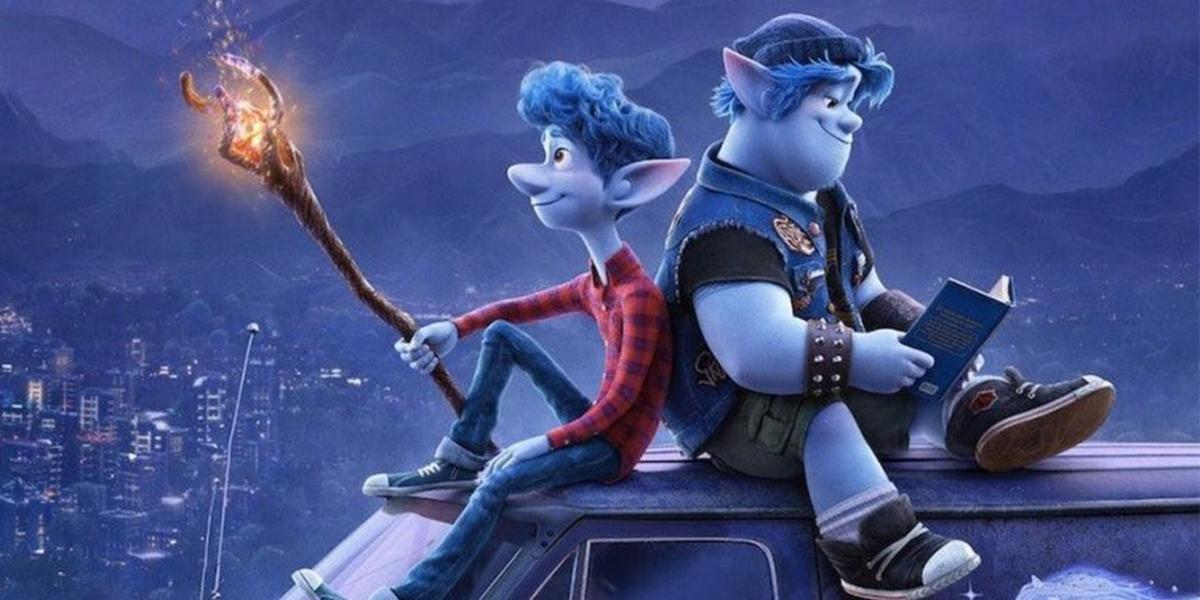 onward nuevo trailer nueva pelicula pixar