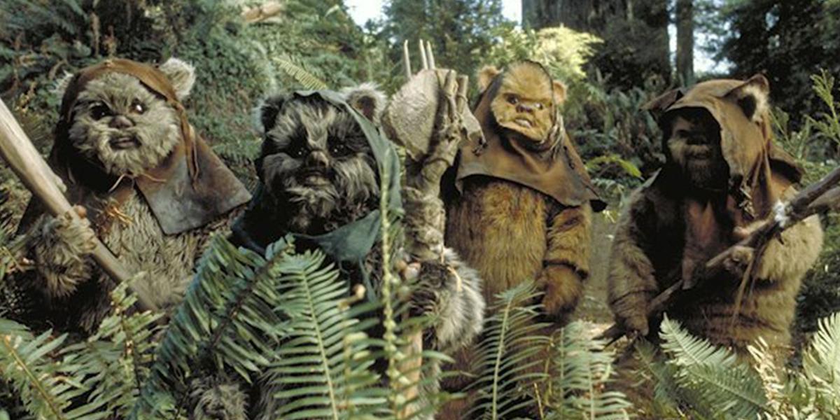star wars the rise of skywalker ewoks regresan 2019