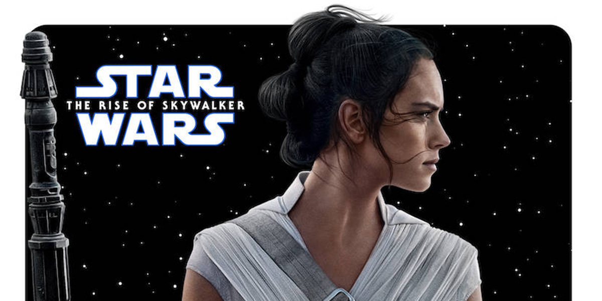 star wars the rise of skywalker nuevos posters