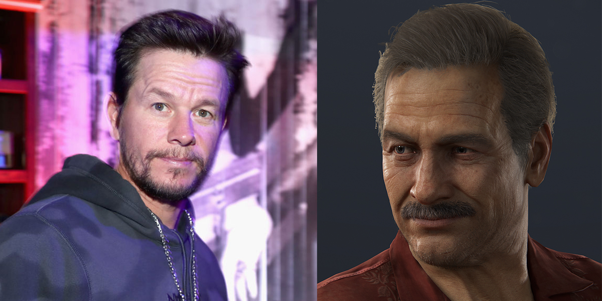 uncharted nueva pelicula live action mark wahlberg victor sully