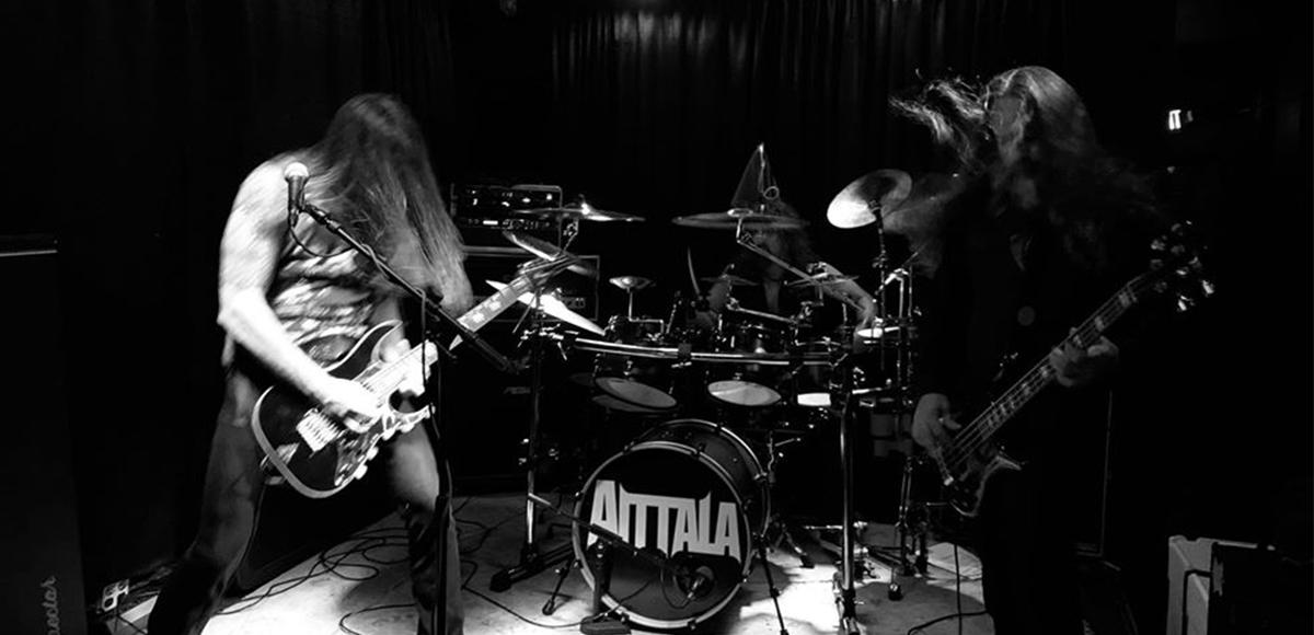 """Aittala está por sacar su primer disco """"False Pretenses"""" - #SangreDeMetal"""