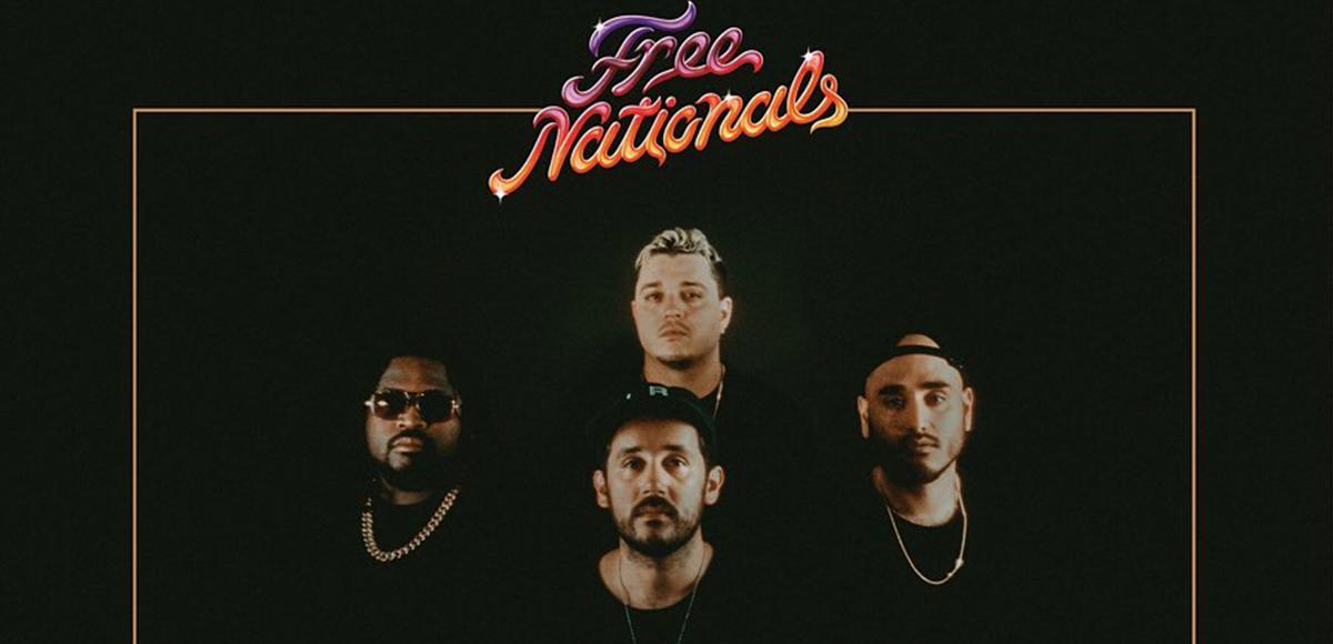 Free Nationals presentó su álbum debut con colaboraciones de Mac Miller, Kali Uchis y Anderson .Paak