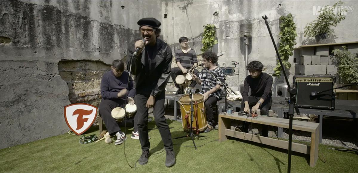 Firestone presenta Marvin Encore con Belafonte Sensacional