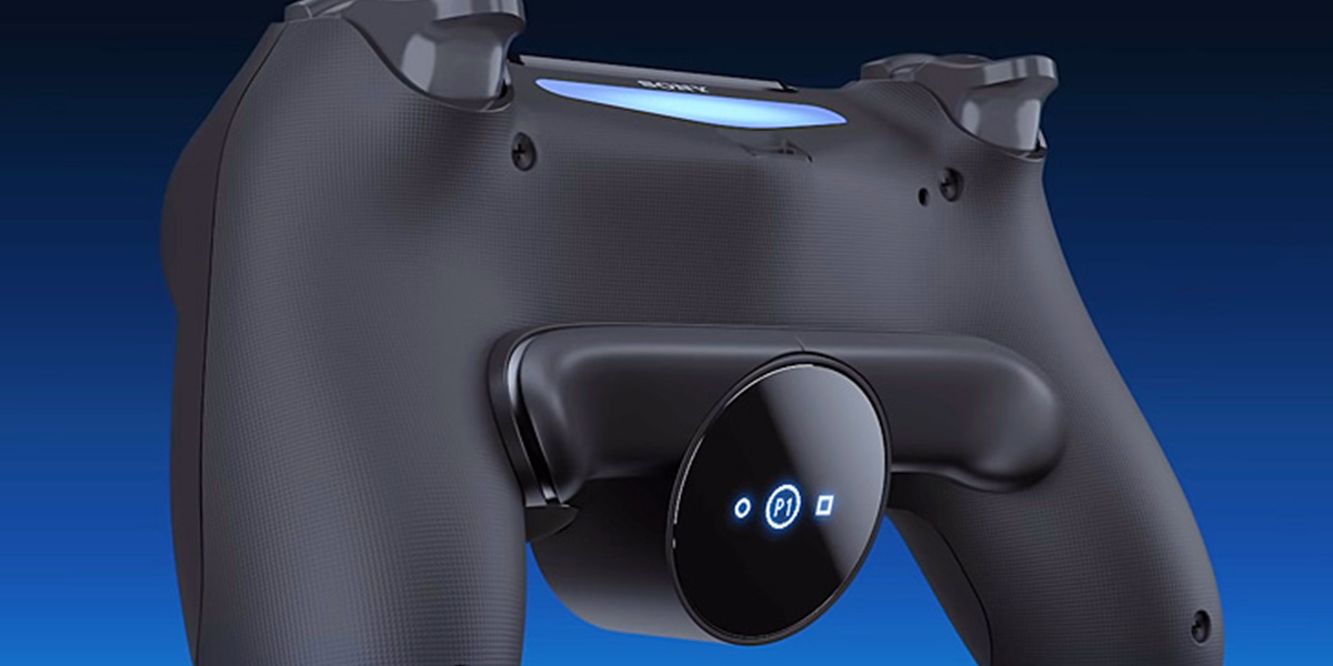 playstation nuevo back button attachment sony dualshock 4