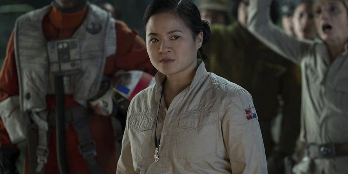 rose tico star wars serie spin off productor asiatico millonario john m chu