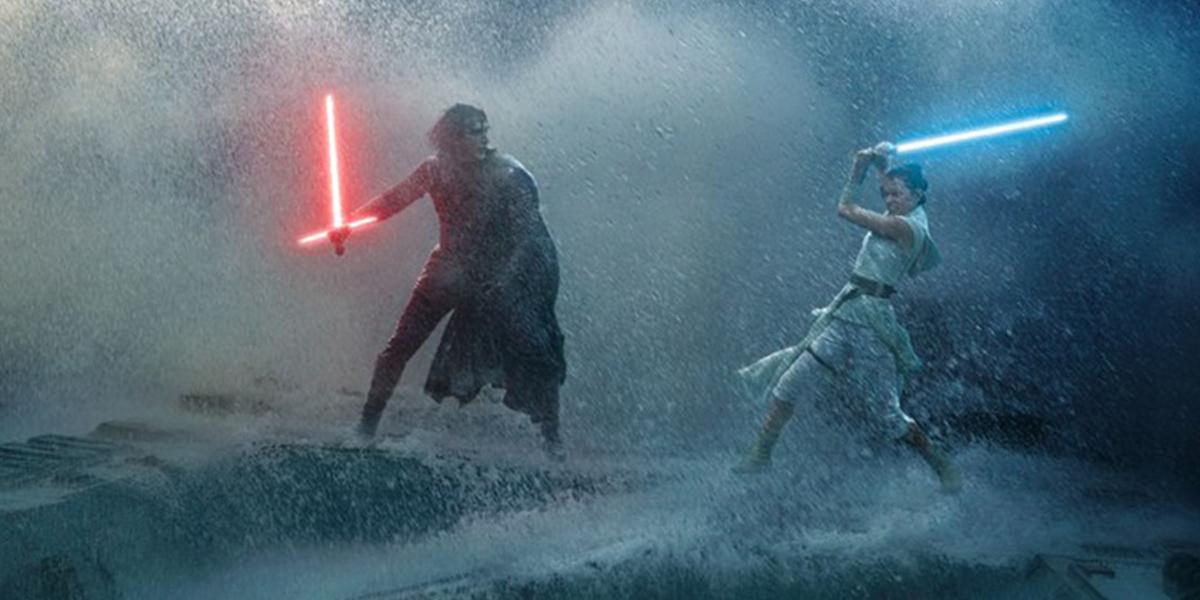 star wars the rise of skywalker nuevo trailer 2019