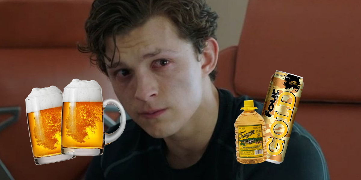 tom holland borracho llorando spiderman entrevista jimmy kimmel