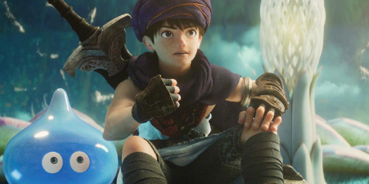 dragon quest your story nueva pelicula fecha estreno netflix