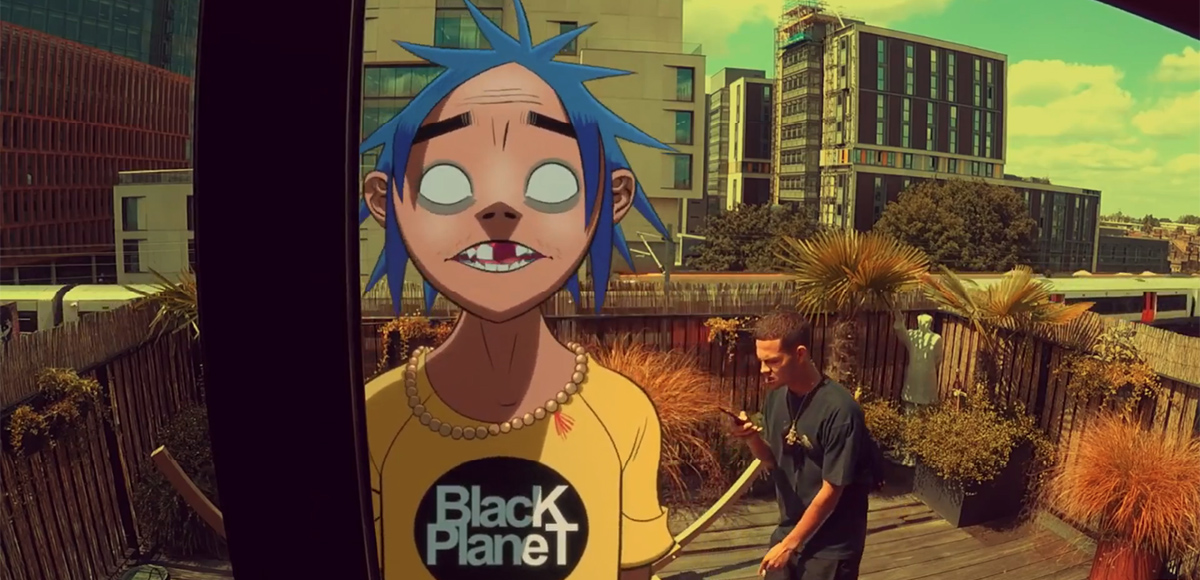 Gorillaz lanza Momentary Bliss, primer episodio de Song Machine