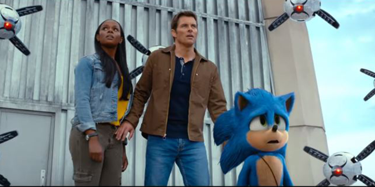 sonic the hedgehog nuevo trailer dr robotnik jim carrey