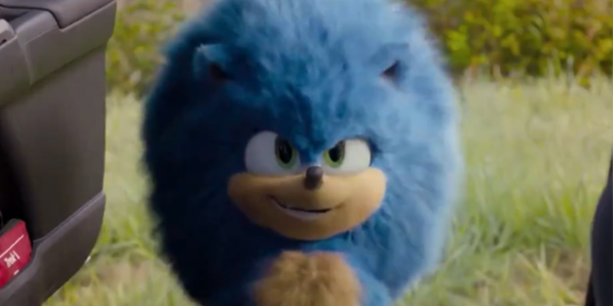 sonic the hedgehog nuevo trailer paramount pictures 2020