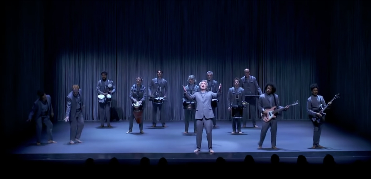 David Byrne, American Utopia