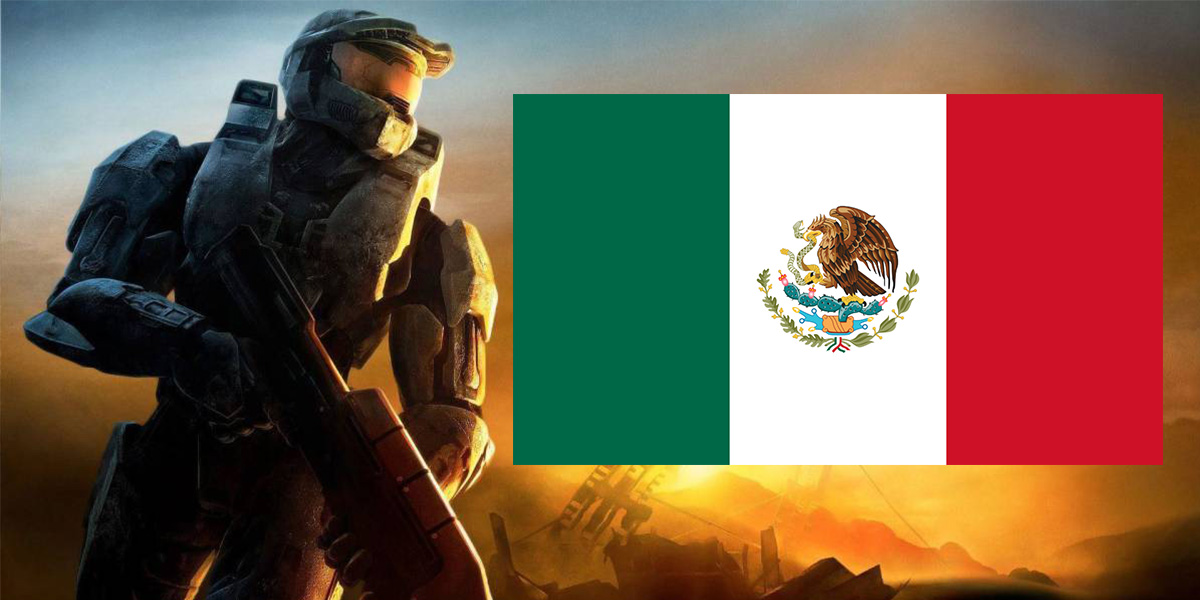 ejercito mexicano comercial halo 3