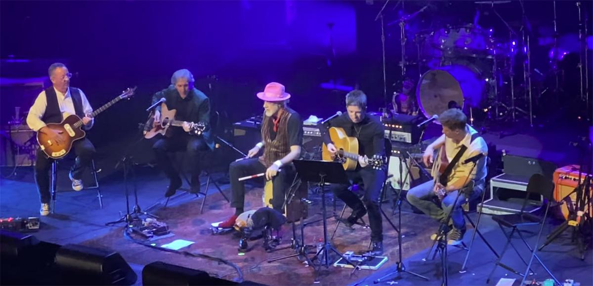 Un tributo a Peter Green de Fleetwood Mac.