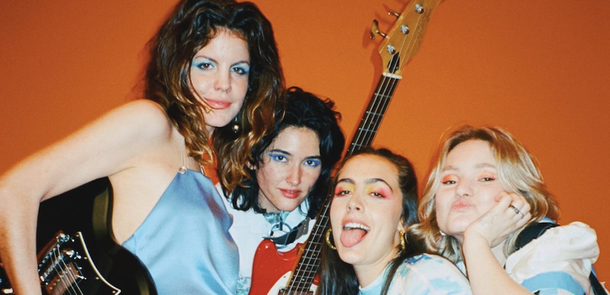 Hinds prepara un nuevo álbum y esta es su nueva canción: Just Like Kids (Miau)