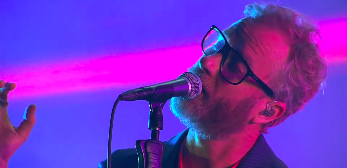 Mira este show de The National en el Primavera Sound 2018