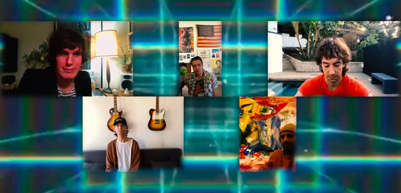 The Strokes estrena su propia serie en línea para hablar de cualquier cosa